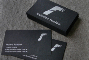 argentina business card