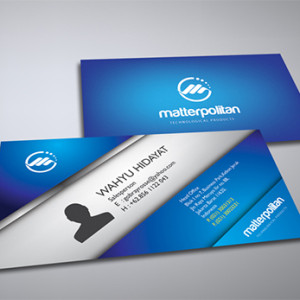 indonesia business card