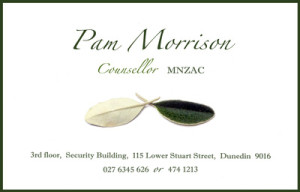 new zealand business card