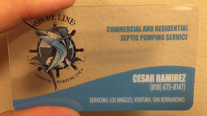 united states business card