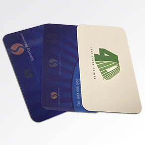 4D Business Cards